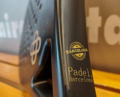Padel Barcelona Skyline